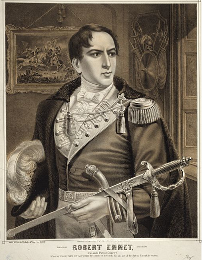 Robert Emmet of Ireland