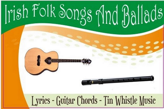 Seven Spanish Boots Lyrics And Chords Irish Folk Songs
