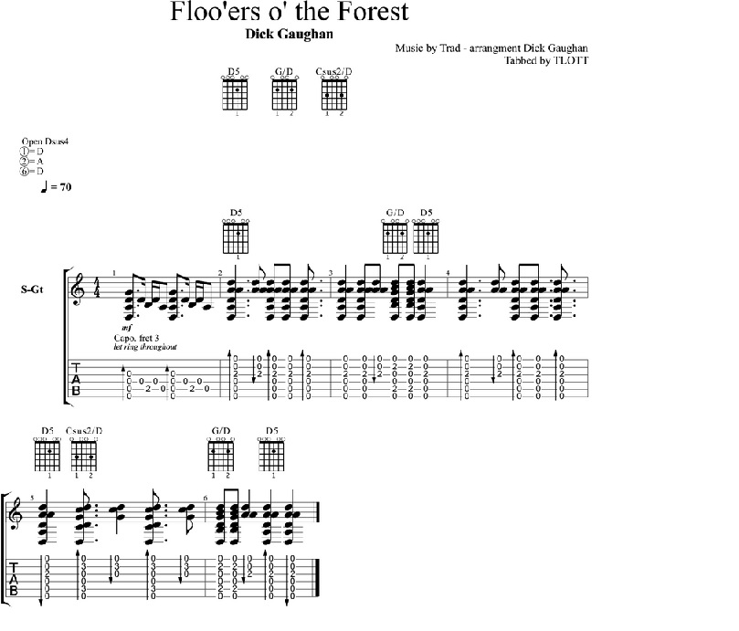 Guitar Chords And Lyrics For Beginners Irish Songs: The Flowers Of The Forest Lyrics And Chords By Dick