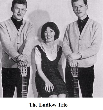 the ludlows trio irish folk group