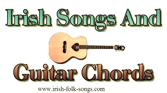 Irish Songs And Guitar Chords For Aiden McAnespie