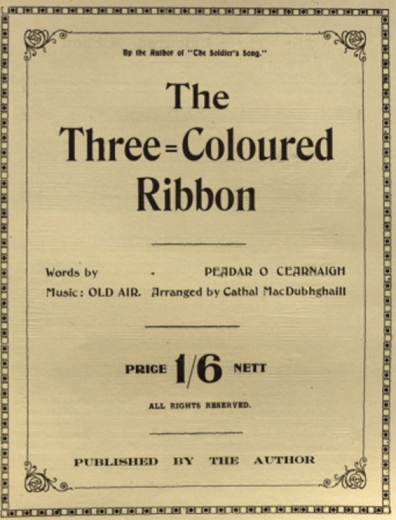 The three coloured ribbon