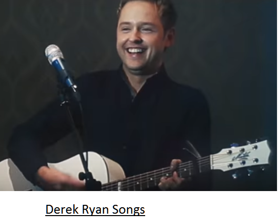 Derek Ryan Irish country singer