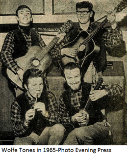 The wolfe tones in 1965