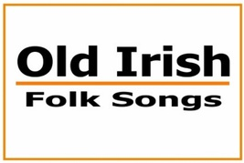 old irish song lyrics