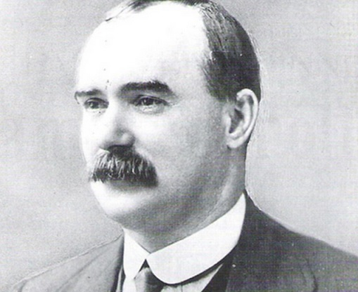 James Connolly Irish rebel