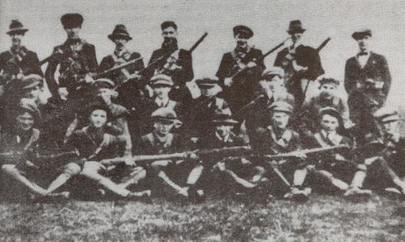 the 3rd west Cork Brigade photo