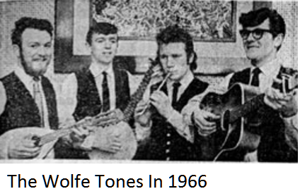 The Wolfe Tones ballad group