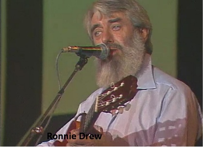 Ronnie Drew From The Dubliners