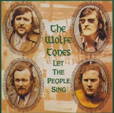 The Wolfe Tones Album Let The People Sing