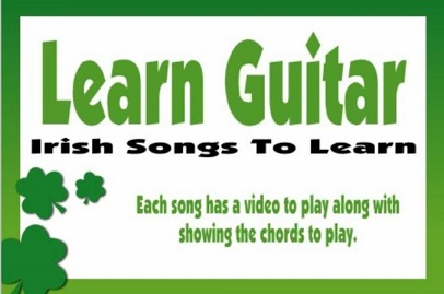 learn how to play irish songs on guitar