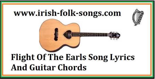 Flight of the earls song