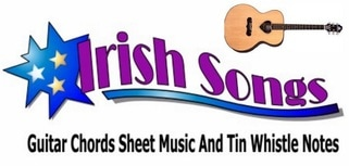 Irish songs with guitar tabs